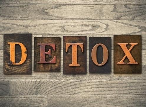 7 Day Drug Detox program